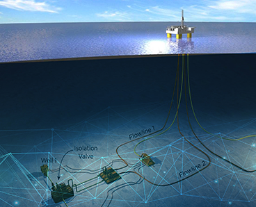 Digital subsea image