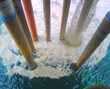 Offshore well conductor pipes