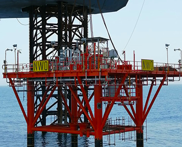 minimum facilities offshore platform